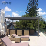 Chinese Aluminum Gazebo Pergola in Customized Size