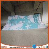 Battant pavillon de plein air avec durables en polyester tricoté 110gsm