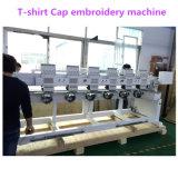 Völlig computergesteuerte Hauptmaschine der stickerei-6 in China 9/12 /15-Nadel