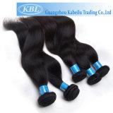 Бразильский Weave 100% волос Remy девственницы выдвижения волос