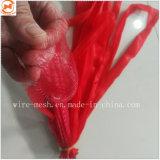 Красный PP Джэй Лино сетка мешок для овощей фруктов