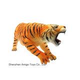 Brinquedo animal do luxuoso dos tigres da simulação elevada para a venda