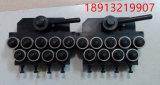 Плоская медная металлическая насадка для выпрямления волос машины с 22 роликов Jzq44/22