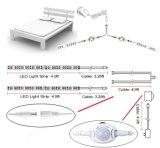 Het LEIDENE Licht van het Bed met De Sensor van de pir- Motie