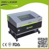 Es-9060 da máquina de gravura de alta velocidade do laser do CO2 e da máquina de estaca