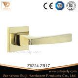 Высокое качество цинкового сплава Escutcheon рукоятка рычага защелки двери (z6140-zr11)