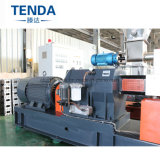 PP/PE/TPU/TPR Plastiktabletten-Zwilling-Schrauben-Granulierer-Maschine durch Tenda