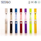 De g-Klap Vastgestelde E van Seego de Kleurrijke Vloeibare Pen van Vape van de Sigaret van de Damp