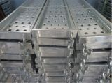 Ringlock 비계 또는 Allround 비계에서 이용되는 모든 알루미늄 좁은 통로 격판덮개 또는 널