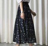 Продажа дамы популярных гофрированной на половину тела платье