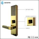 Rede sem fio de RFID em aço inoxidável da fechadura da porta do hotel