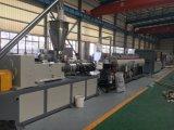 Tubo de PVC de doble salida de la línea de producción