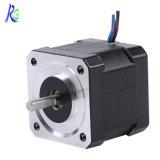 Motor eléctrico de pasos híbrido del motor NEMA17 del mini motor para las impresoras