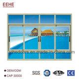 Janela de vidro corrediço da placa de preços Design Filipinas
