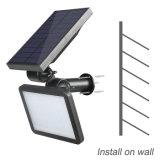 Di obbligazione 48 lampada solare del prato inglese IP65 del LED del giardino della lampada di soccorso della parete esterna impermeabile chiara solare del percorso