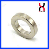 Anello del magnete del neodimio del magnete di NdFeB dell'anello forte
