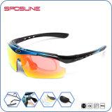 Nuevo estilo de la miopía de verano gafas de sol polarizadas de marca personalizada deporte al aire libre ojo proteger las gafas de sol Gafas de Ciclismo de Montaña de la moda