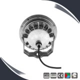 18X3w IP68 스테인리스 LED 수중 수영장 점화