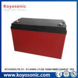 Bateria solar 12V 20ah do gel da bateria 12V VRLA do gel