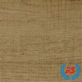 Papel impregnado melamina da grão da madeira de carvalho para a mobília (K1747)