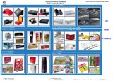 Caja de embalaje del regalo del papel de la impresión de la insignia de Koohing/rectángulo de regalo