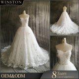 На заводе Гуанчжоу шарик платье платья свадебные платья