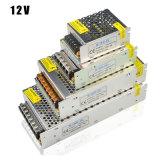 C.C. estándar profesional 12V de la fuente de alimentación del CCTV de la seguridad del Wdm EU/Au/Us/En