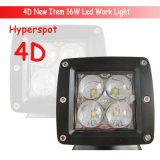 車のトラックSUV Atvsのための4D IP67 LED作業ライト