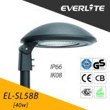 Lámpara de calle de Everlite 40W LED con ENEC