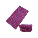中心のロゴの継ぎ目が無い連続した管のスカーフは遊ばす紫外線Headwear (YH-HS540)を