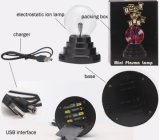 "Hot 3 "" Electrical Counts Lamp UNIVERSAL SYSTEM BUS Magic Plasma Ball"
