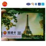 Venda por grosso de cartão de cafetaria OEM personalizados/Cartão/chave cartão Copiar/Placa com a fita magnética/CF/Barato China Cartão gráfico/cartão chip (LF/HF/UHF)
