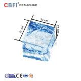 Equipos de la línea de fábrica de hielo de cubo Industrial Maker