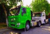 Sinotruk HOWO 4X2 371HP tracteur chariot de la tête du tracteur