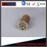 3X2700W kundenspezifische elektrische keramische Heizung 3X400V