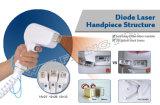 Poder superior e equipamento médico popular da remoção do cabelo do laser de 3 comprimentos de onda