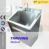 Edelstahl des Krankenhaus-Thr-Ss011 scheuern Wanne
