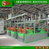 Gomma residua robusta che ricicla macchina per polvere di gomma