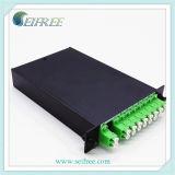 Divisore ottico 1X16 del PLC della fibra della casella di Lgx