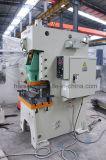 Poinçonneuse pneumatique Jh21-80ton de tôle d'acier de C-Bâti