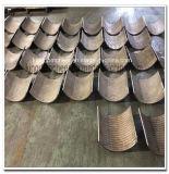 Tuyau de carbure de chrome résistant à l'usure/plaque d'usure