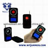 Detector sin hilos de la lente de cámara de la señal del Anti-Espía elegante Handheld