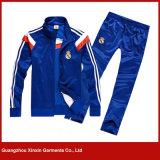 Mens-Form-Sport Hoody Umhüllungen-Mantel und Hosen-Klage für Jungen (T74)