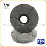 Placa de polimento de vínculo de resina /Almofada de polir/disco de polimento de granito/pedras naturais
