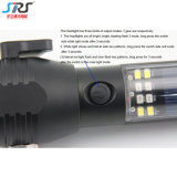 Obvious 15 Functions IP65 Solar Power Mini LED Flashlight