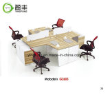 현대 가구 사무실 책상 나무로 되는 워크 스테이션 Yf-G2402