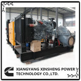 Motore diesel genuino di Kta19-P500 373kw/1800rpm Cummins per l'insieme della pompa ad acqua
