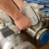 高品質のステンレス鋼小型球弁手のレバーによって作動させる浮遊球弁316の2部分のボディ
