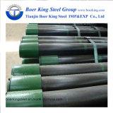 Aislante de tubo de la cubierta del petróleo del API 5CT K55 J55 N80 L80 P110