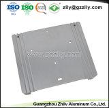 Perfil de alumínio de extrusão de alumínio personalizadas para equipamento de áudio do carro o radiador